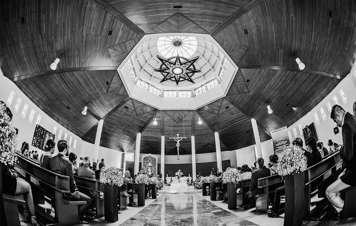 Parroquia Nuestra Señora de Bugambilias - Fotografo de bodas en Guadalajara Alan Robles
