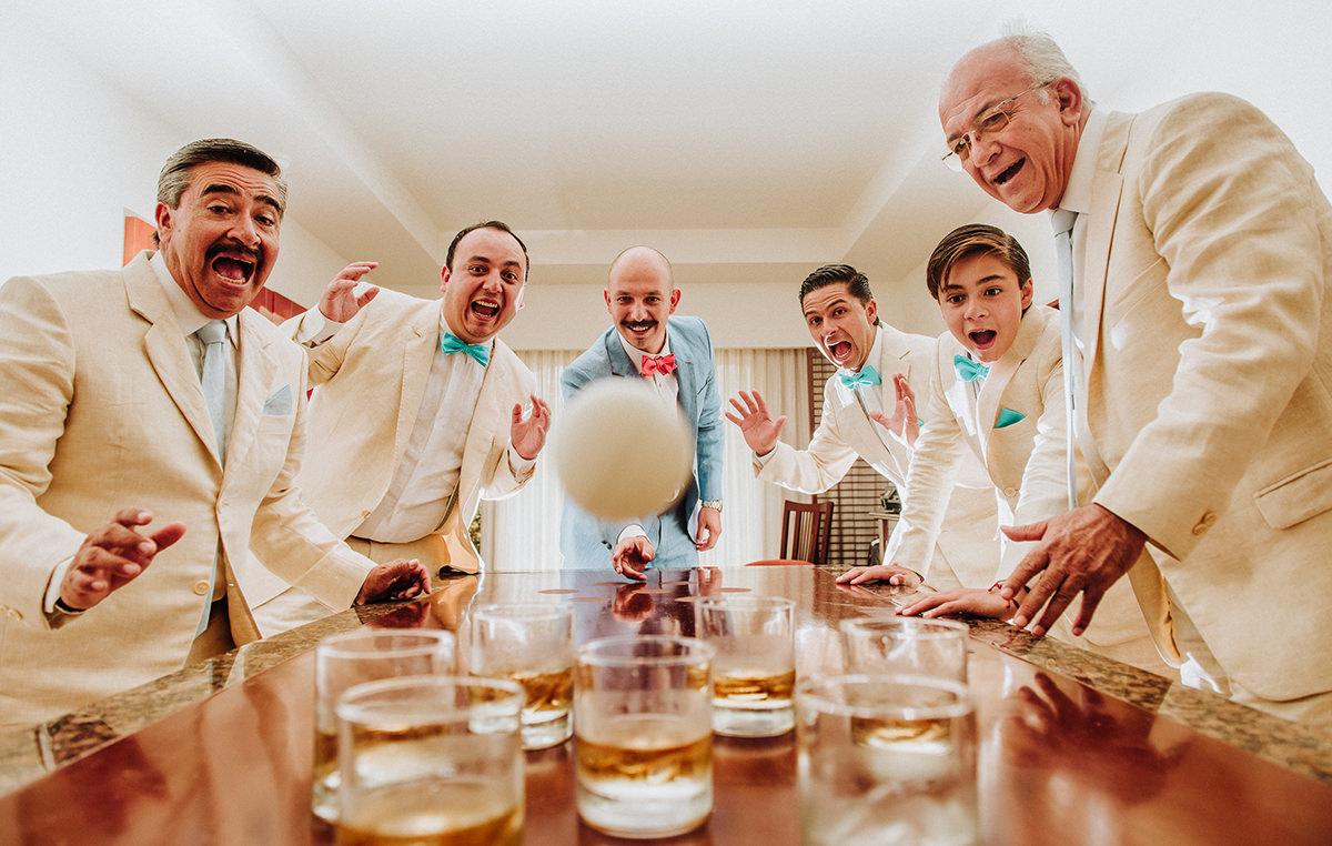 Fotos divertidas de boda - Alan Robles fotografo de bodas en Guadalajara