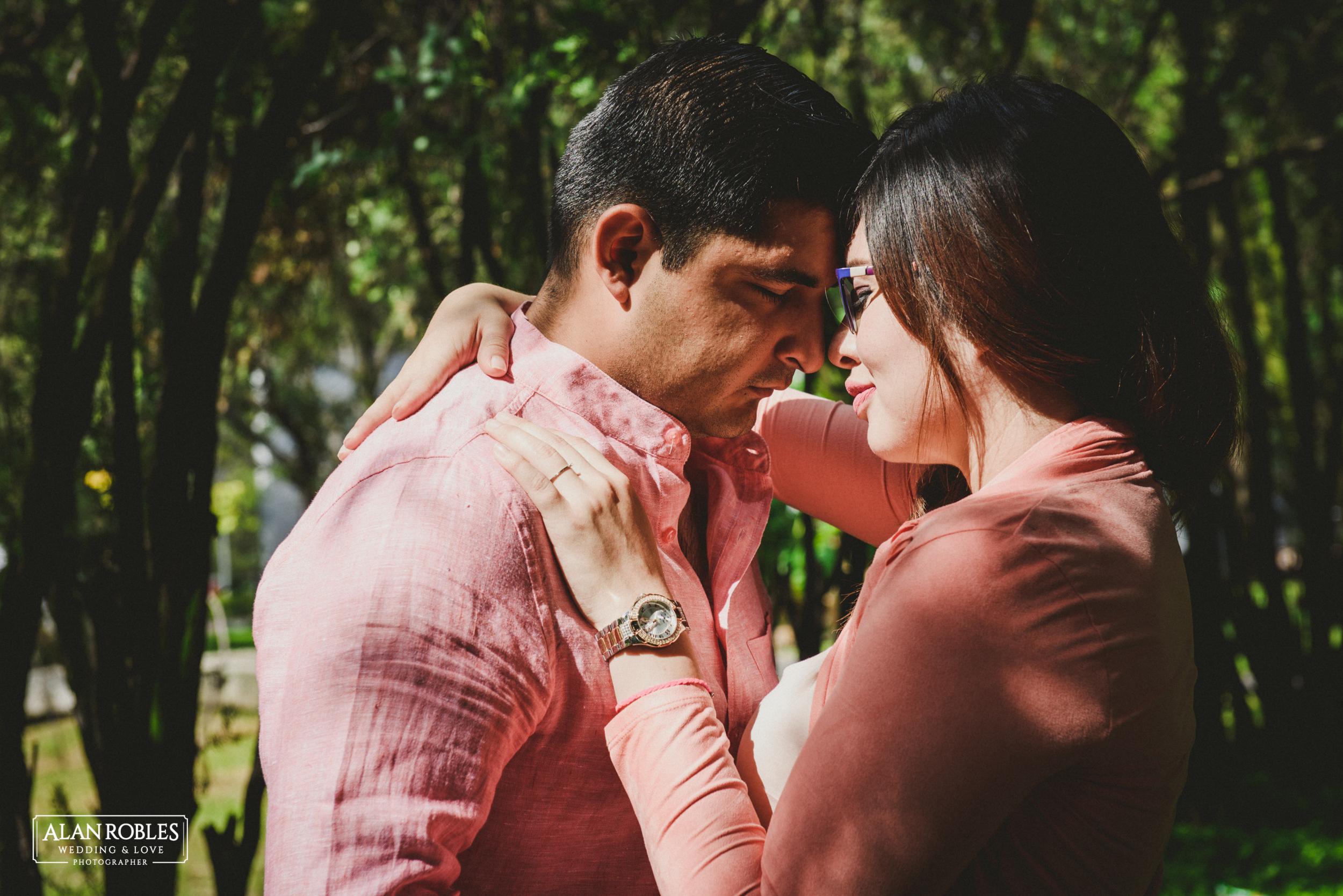 Sesion de amor - Alan Robles Fotografo de bodas en Guadalajara