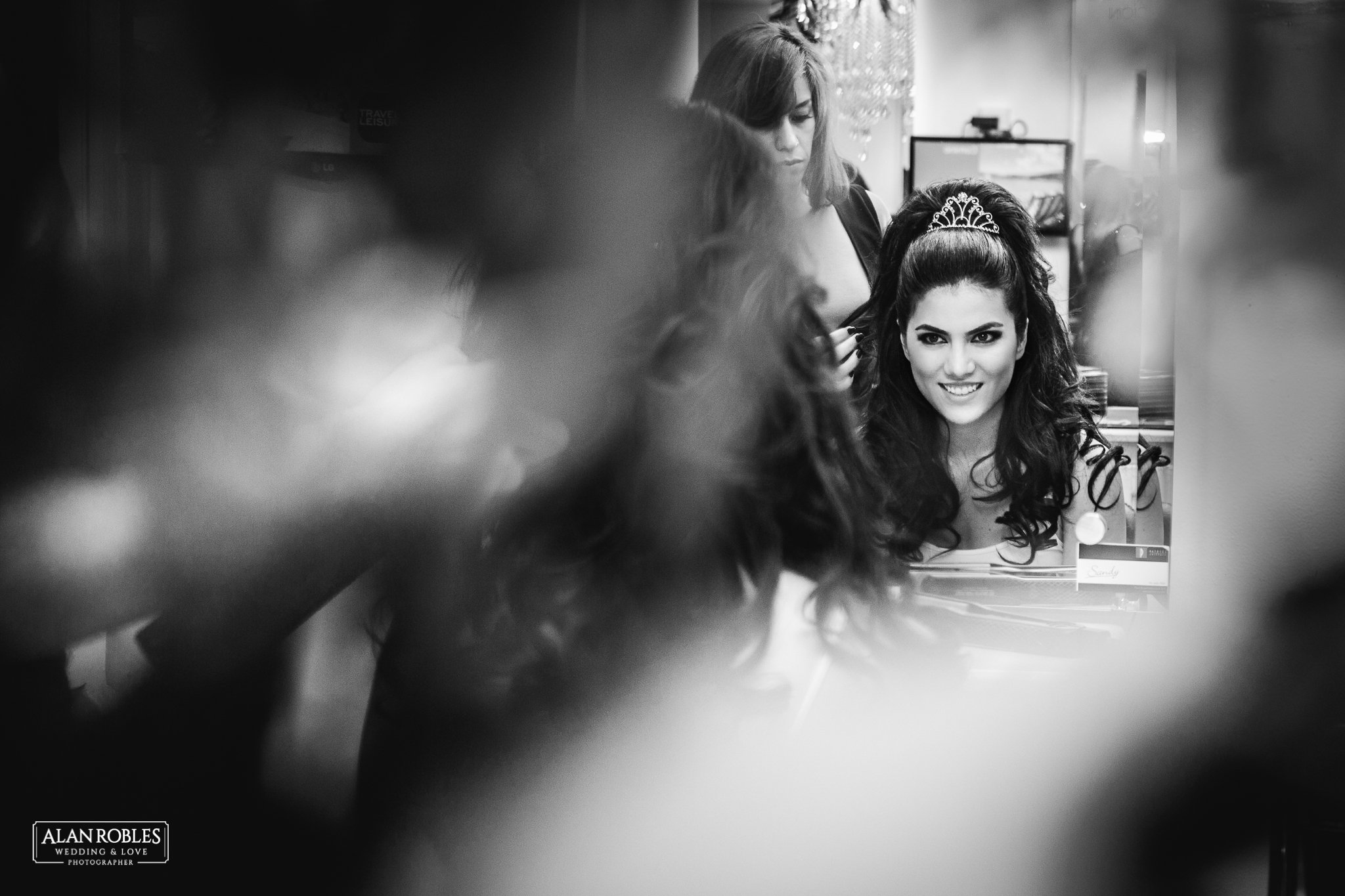 Getting Ready en Salon Patrice en Guadalajara Bugambilias. Fotografo de Bodas Alan Robles Wedding & Love Photographer.