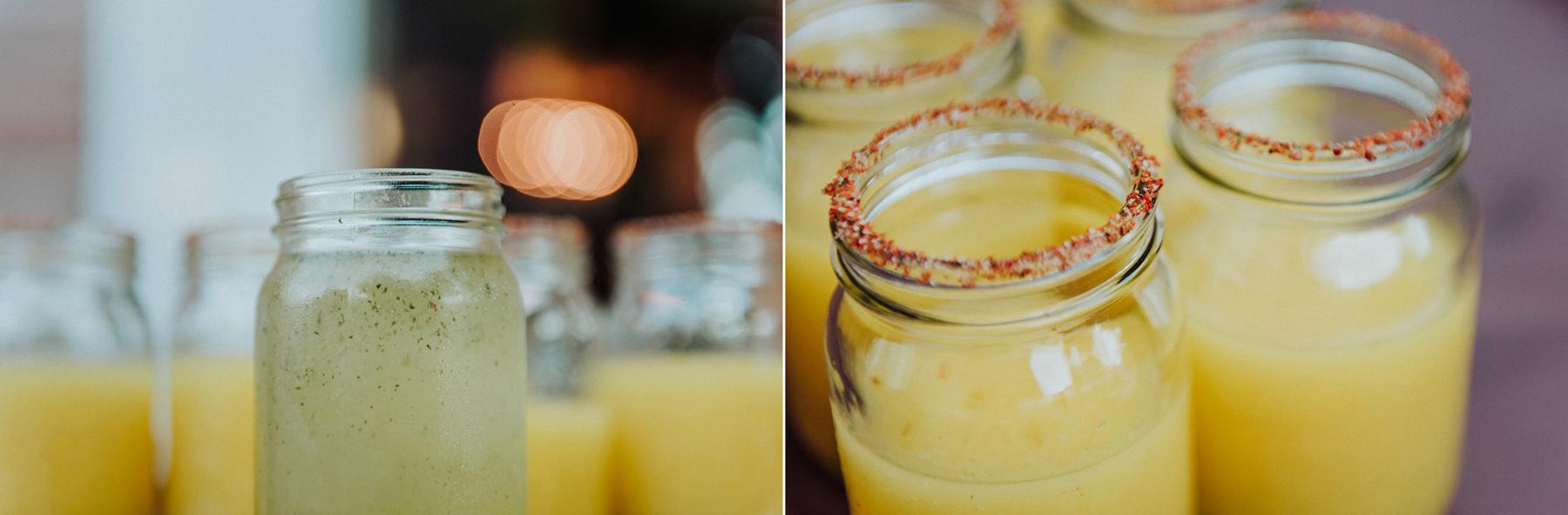 Collage iyc Bebidas