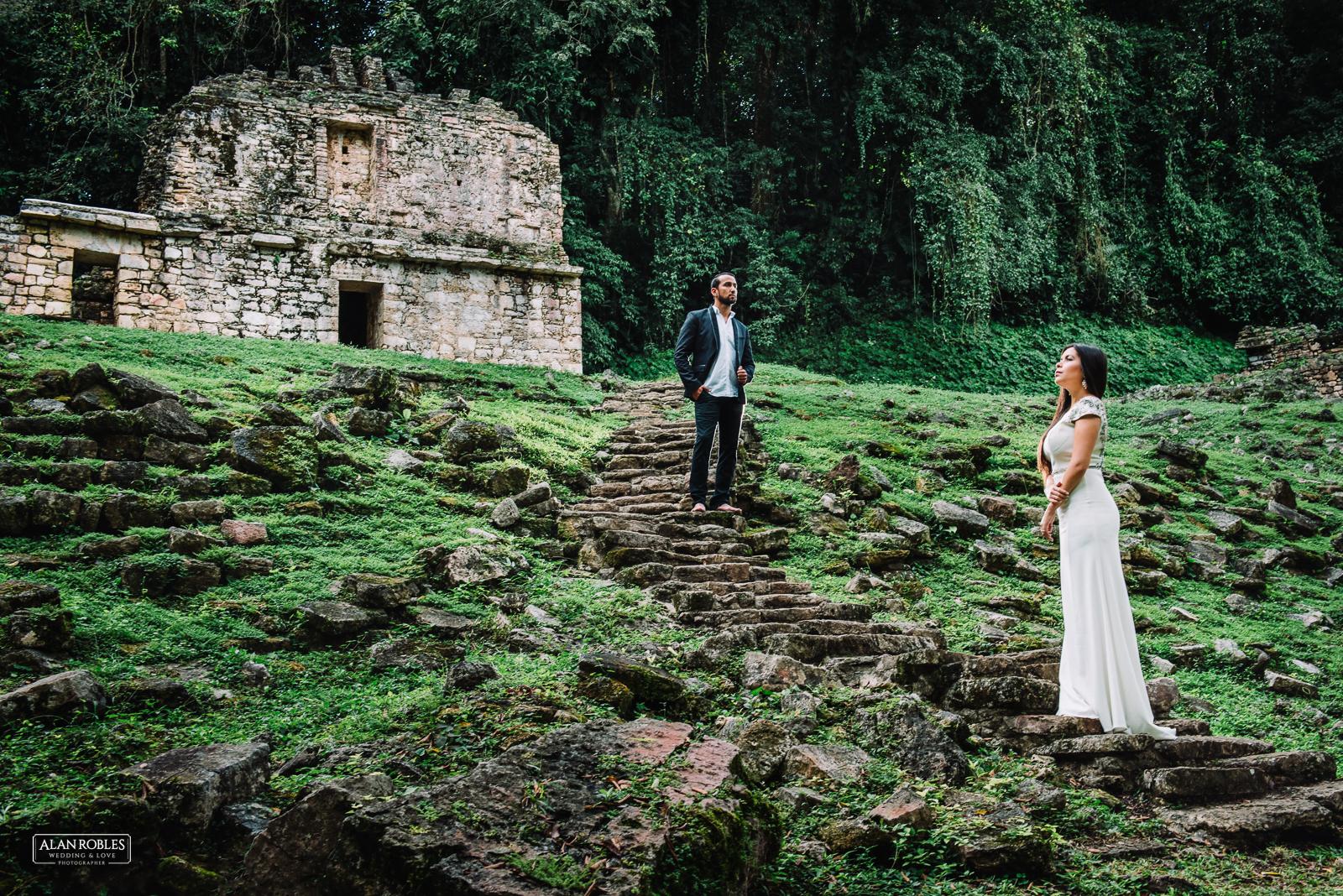 Fotografo de bodas Alan Robles-Pre boda Chiapas-26