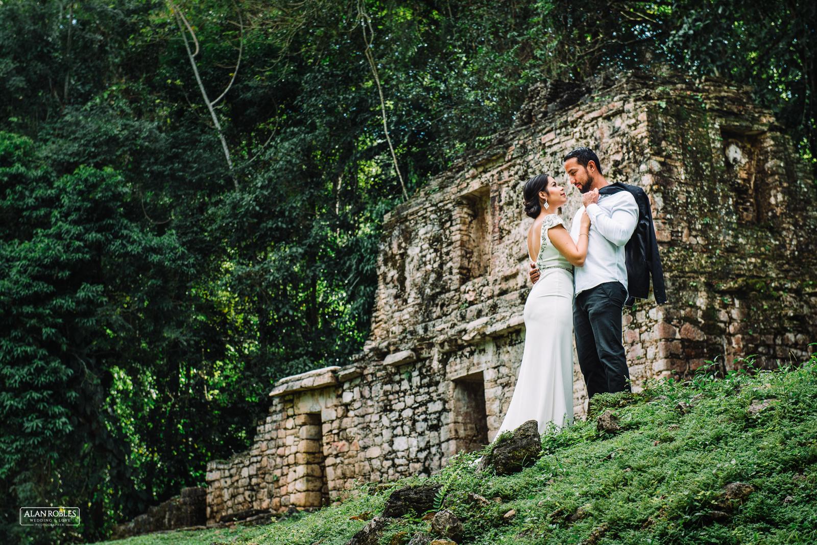 Fotografo de bodas Alan Robles-Pre boda Chiapas-27