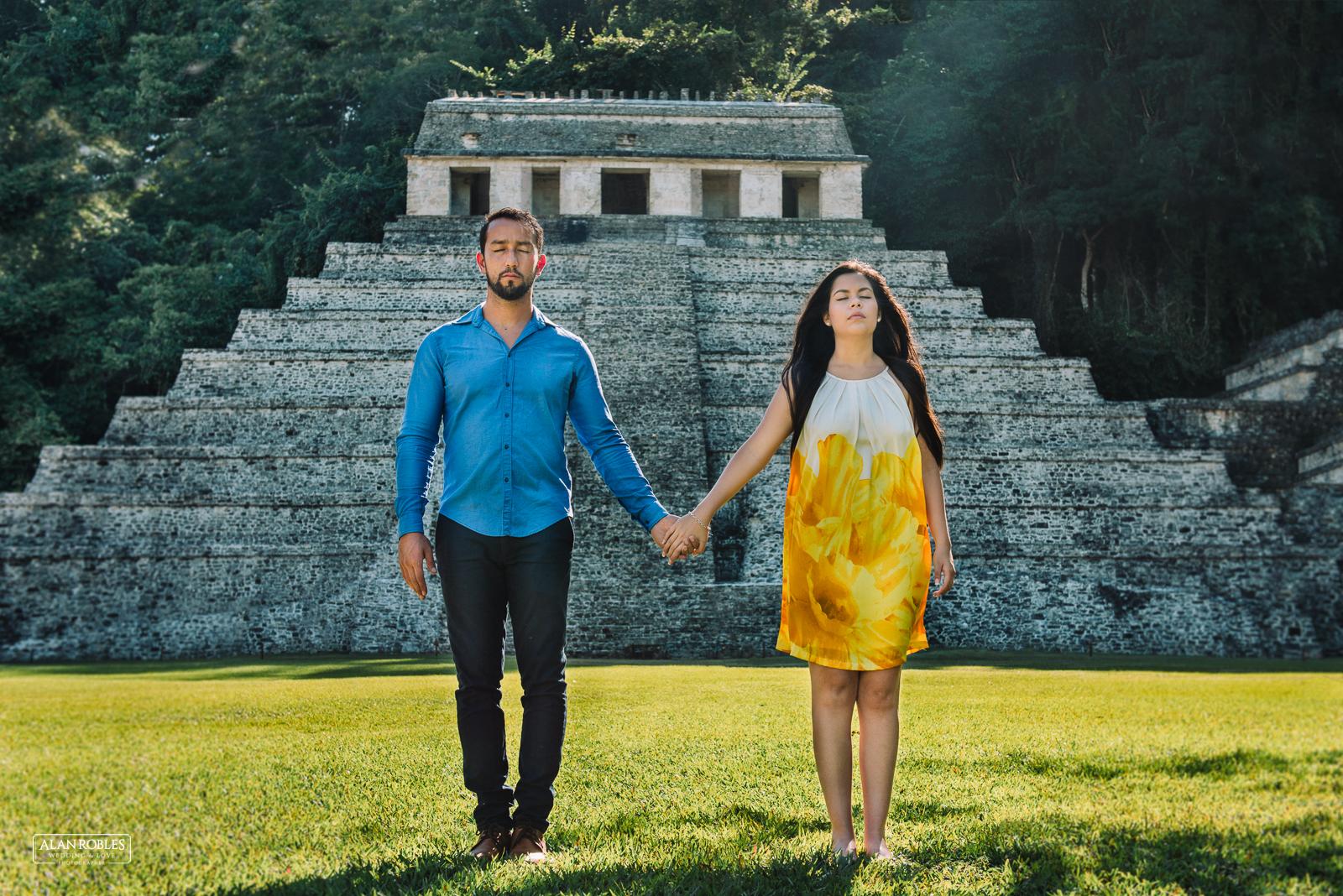 Fotografo de bodas Alan Robles-Pre boda Chiapas-41