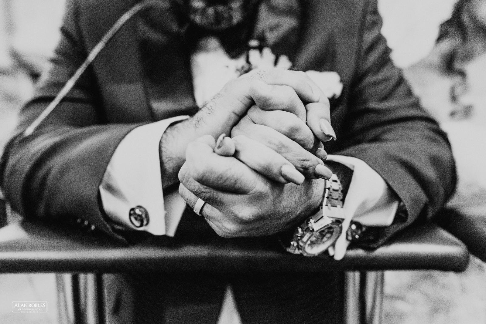 Fotografo de Bodas en Guadalara Alan Robles - Boda en Tlaquepaque Tomados de la mano