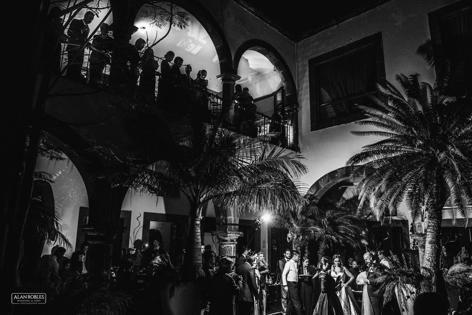 Fotografo de Bodas en Guadalara Alan Robles - Boda en Tlaquepaque Centro historico - Real san Pedro