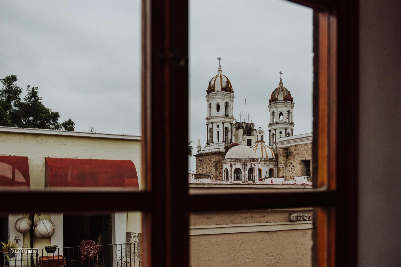 Fotografo de Bodas en Guadalara Alan Robles - Boda en Tlaquepaque Centro historico