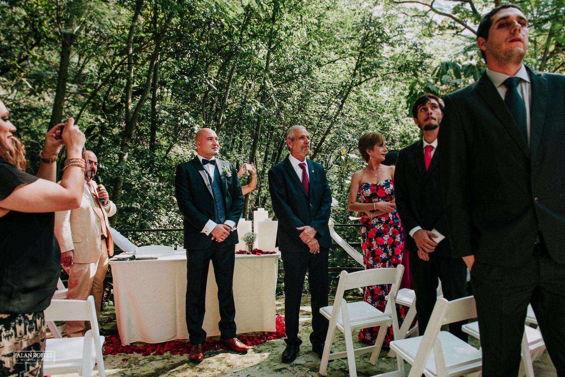 Fotografo de bodas guadalajara Alan Robles - Pinare terraza bistro 30