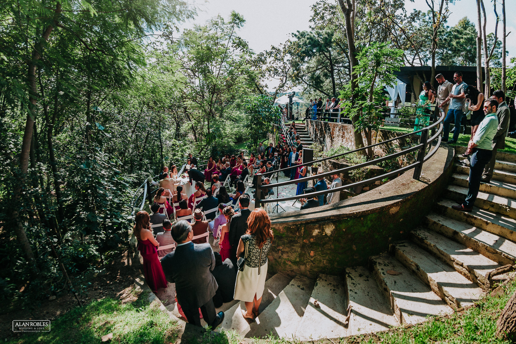 Fotografo de bodas guadalajara Alan Robles - Pinare terraza bistro 36