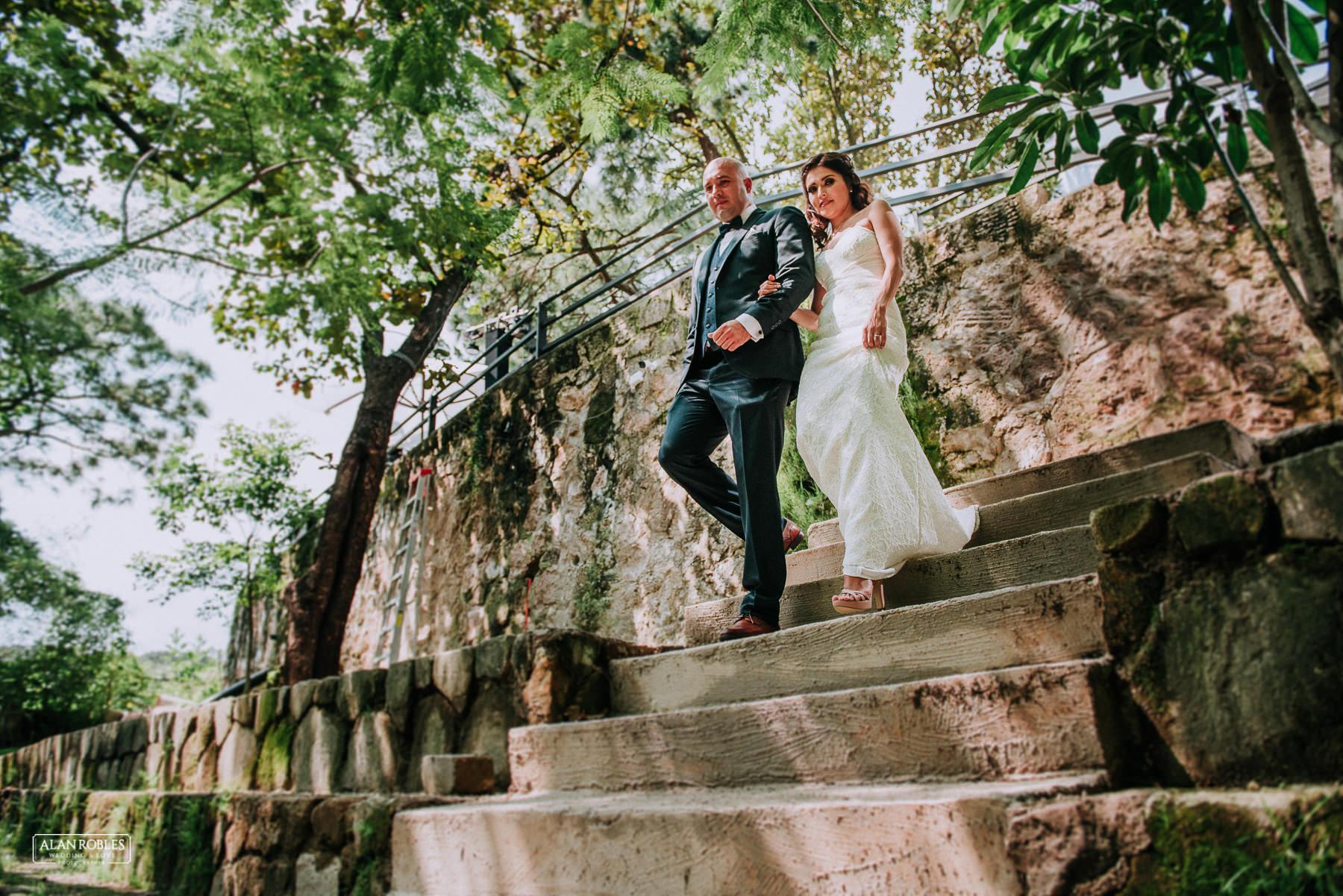 Fotografo de bodas guadalajara Alan Robles - Pinare terraza bistro 9